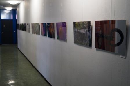 Blick auf die Ausstellung